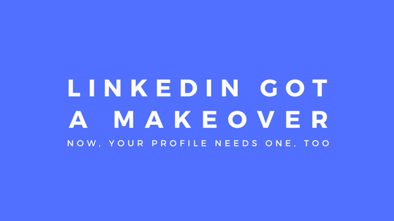 blog linkedin makeover