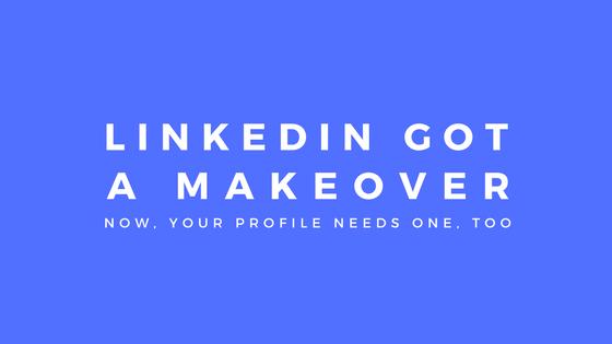 blog linkedin makeover
