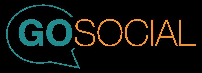 Go Social Logo Social Media