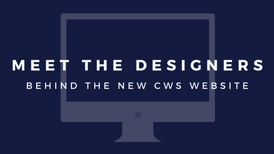 Meet the designers behind the commercial web services website