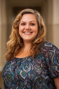 Portrait of April Thompson Commercial Web Services Client Advocate Manager