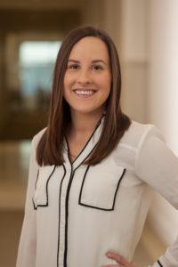 Portrait of Danielle Harvey Commercial Web Services Search Specialist