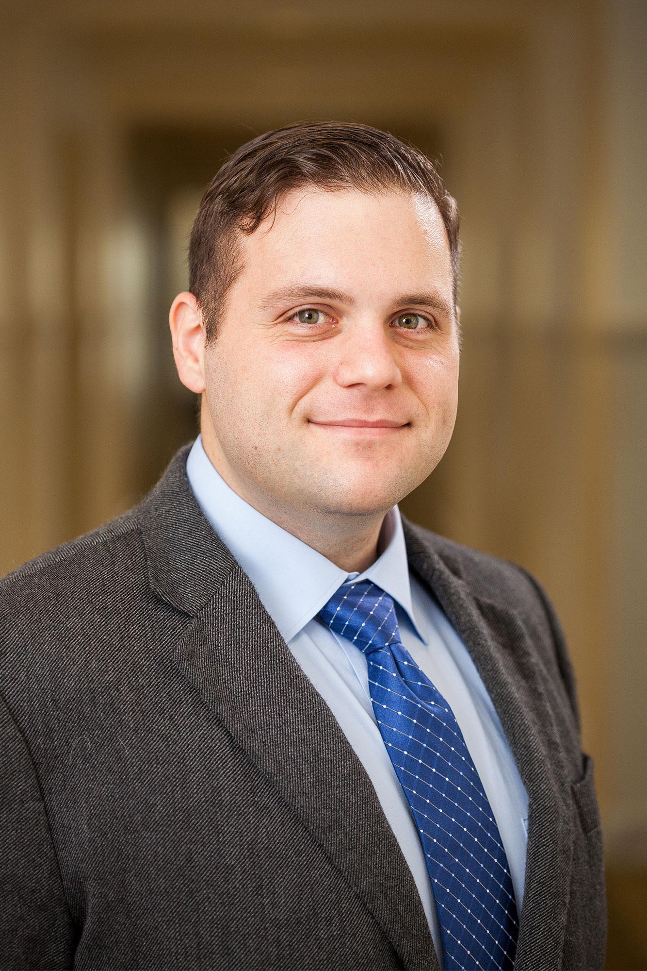 Portrait of David Fadden Commercial Web Services Client Advocate Manager