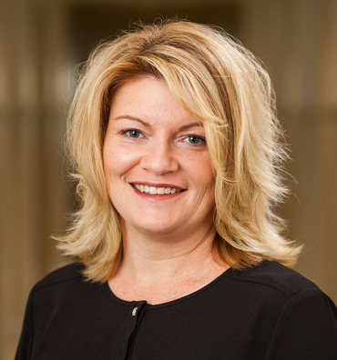 Portrait of Holly Clevenger Commercial Web Services Strategic Partnership Manager