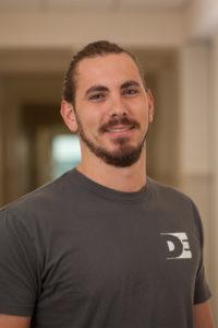 Portrait of Jake Langford Commercial Web Services Graphic Designer