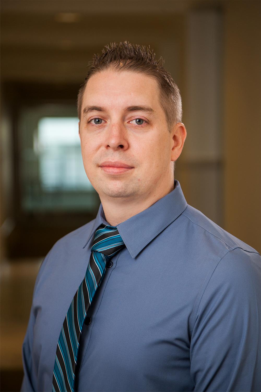 Portrait of Jason McCallister Commercial Web Services Principal/Lead Developer