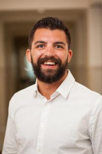 Portrait of John Martinolich Commercial Web Services Lead Customer Service Representative