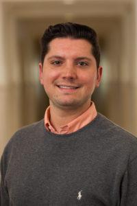 Portrait of Josh Uher Commercial Web Services Customer Service Representative