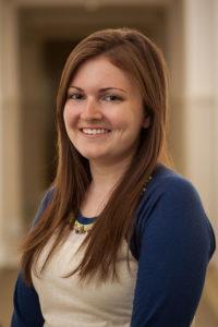 Portrait of Kaitlyn Miller Commercial Web Services Marketing Designer