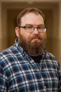 Portrait of Ken Crim Commercial Web Services Associate UI Engineer
