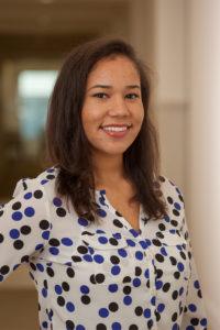 Portrait of Leah Carter Commercial Web Services Search Specialist