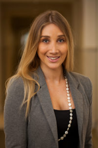 Portrait of Makayla Calderone Commercial Web Services Product Data Specialist