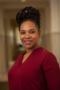 Portrait of Monique Harrison Commercial Web Services Digital Marketing Advisor
