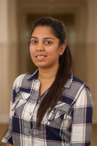 Portrait of Srividya Majeti Commercial Web Services Associate Data Collection Engineer