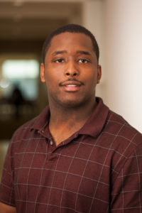 Portrait of Tyrell Johnson Commercial Web Services Associate Data Collection Engineer