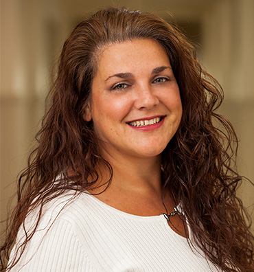 Portrait of Jennifer Hansen Commercial Web Services Client Services Manager