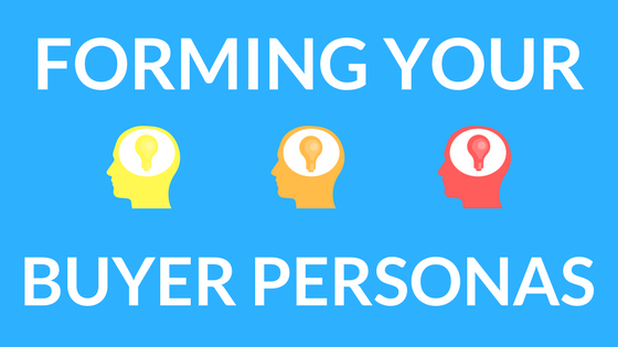 Blog Post on Forming Your Buyer Personas