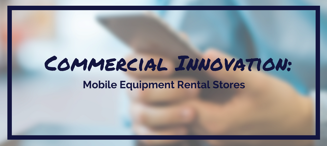 Mobile Equipment Rental Stores