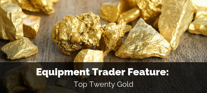 Top Twenty Gold