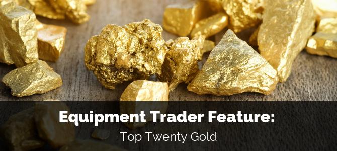 Top Twenty Gold